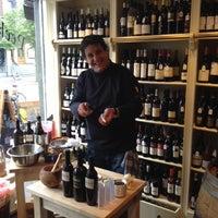 Photo taken at Peek & Van Beurden Delicatessen by Potten & Pannen on 6/16/2012