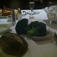 Photo taken at Shula's Steakhouse by Michelle S. on 3/23/2012