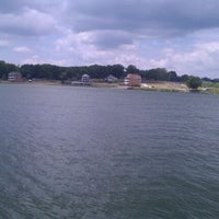 Photo taken at Lake Greenwood by Lauren M. on 5/6/2012