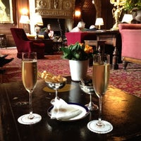 Photo taken at Cliveden House by Helen P. on 7/21/2012
