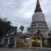 Photo taken at Wat Phra Si Mahathat by Candy🍭 N. on 8/31/2012