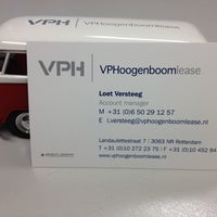 Photo taken at Auto Hoogenboom Lease by Loet V. on 2/8/2012