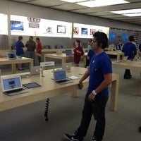 Photo taken at Apple The Domain by Donna Brown @. on 6/9/2012