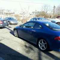 Photo taken at One Touch Auto Detail by Willverine M. on 1/18/2012