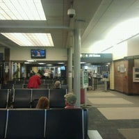 Photo taken at Erie International Airport (ERI) by Greg F. on 9/28/2011