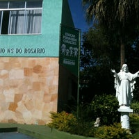 Photo taken at Colégio Nossa Senhora do Rosário by Felicia C. on 6/18/2012