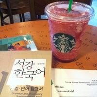Photo taken at Starbucks by Maneerat K. on 7/16/2011