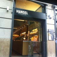 Photo taken at Hänsel by Coni D. on 10/14/2011