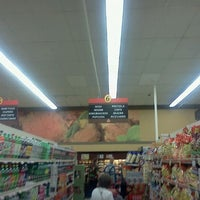 Photo taken at Klein's Shop Rite by Alex L. on 9/20/2011