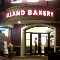 Photo taken at Holland Bakery by ejHie e. on 11/24/2011