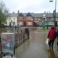 Photo taken at Mold Bus Station by Matt M. on 4/27/2012