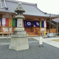 Photo taken at 本願寺 角坊 by Gendo K. on 1/15/2012