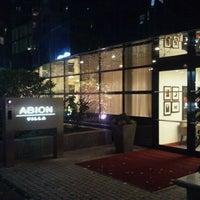 Photo taken at AMERON Hotel ABION Villa by Thomas A. on 11/22/2011