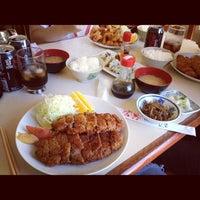 Photo taken at Ajissai Restaurante by Arthur S. on 8/11/2012