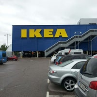 Photo taken at IKEA by Otto H. on 6/3/2012