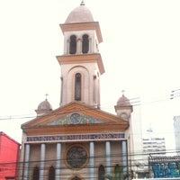 Photo taken at Paróquia Santa Generosa by Otavio B. on 4/26/2012