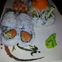 Photo taken at Sushi.com by Kristin B. on 2/28/2012