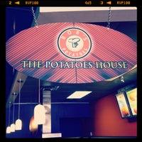 Photo taken at Bob's Potatoes by Edward D. on 4/1/2012