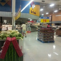 Photo taken at H-E-B by Joseph A. on 6/28/2012