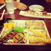 Photo taken at Umi Sushi by Sarah A. on 2/25/2012