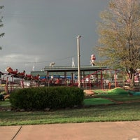 Photo taken at Route 66 Carousel Park by David L. on 9/1/2012