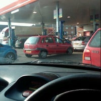 Photo taken at Sainsbury's Petrol Station by Kathryn S. on 3/29/2012