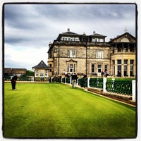 Photo taken at The Old Course St Andrews by Rohaizan S. on 7/3/2012