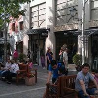 Photo taken at Hugo Boss by Борис Х. on 5/13/2012