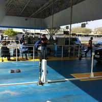 Photo taken at CONTROLAR - Inspeção Veicular by Gabriel Torres A. on 6/12/2012