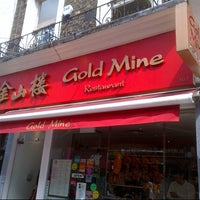 Photo taken at Gold Mine by pao+ on 8/3/2012
