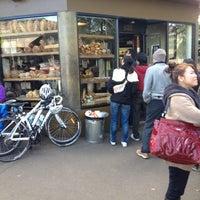 Photo taken at Bourke Street Bakery by Luke R. on 7/1/2012