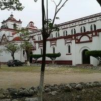 Photo taken at Parroquia Santo Domingo De Guzmán by Carlos J. on 5/12/2012