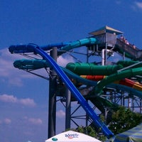 Photo taken at Zoombezi Bay Waterpark by Cindy D. on 6/21/2012