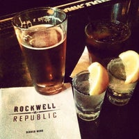 Photo taken at Rockwell Republic by Jason L. on 7/25/2012