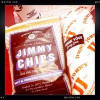 Photo taken at Jimmy John's by April A. on 7/20/2012