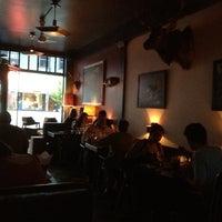 Photo taken at Savoy Tavern by Justin H. on 7/19/2012