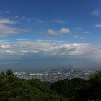 Photo taken at Rokko Garden Terrace by Kouzou M. on 8/4/2012