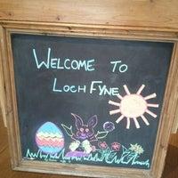 Photo taken at Loch Fyne by Alan N. on 4/8/2012