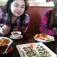 Photo taken at Full House Asian Bistro by Christine Dawn U. on 3/7/2012