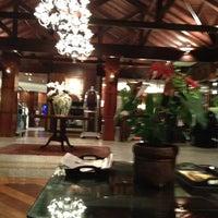 Photo taken at Wish Serrano Resort & Convention Gramado by Jose Renato M. on 7/10/2012