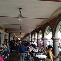 Photo taken at Los Portales de Puebla by Inti A. on 3/11/2012