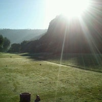 Photo taken at Aliso Creek Inn & Golf Course by Sungmi S. on 9/3/2012