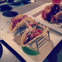 Photo taken at Milagro Modern Mexican by Lindsay P. on 3/2/2012