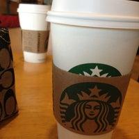 Photo taken at Starbucks by Kristin W. on 2/18/2012