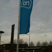 Photo taken at Albert Heijn by Claudia V. on 2/22/2012