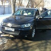 Photo taken at ГАИ by Максим Ч. on 3/10/2012