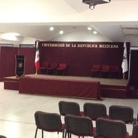 Photo taken at Universidad de la República Mexicana by María S. on 7/12/2012