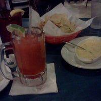 Photo taken at Del Pueblo Mexican Restaurant by Holly E. on 2/4/2012