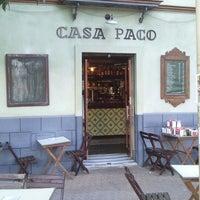 Foto tomada en Casa Paco por Cristian M. el 6/22/2012