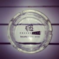 Photo taken at Presse Cafe by Valeria S. on 2/2/2012